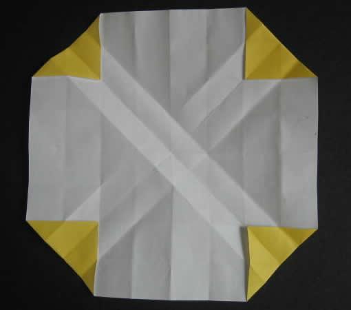 折纸玫瑰花玫瑰花的折法
