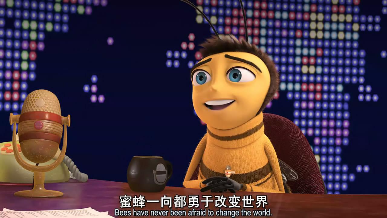 动画 齐薇格/[720P] 蜜蜂总动员.美国动画喜剧.2007.480/720P双版.MKV.BD/...
