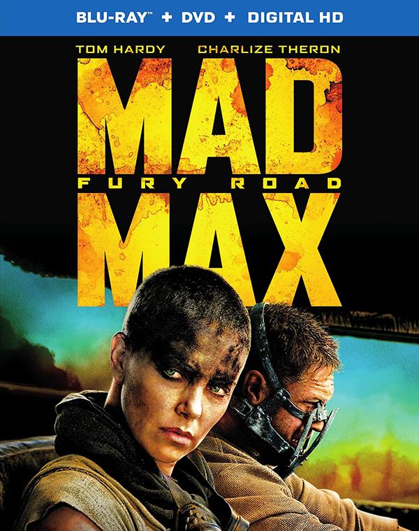 《疯狂麦克斯4》海报